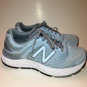 New Balance Womens W680la6 Air/Reflection Running